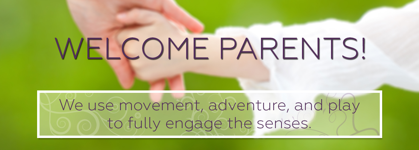 At Therapeutic Dimensions, we use movement, exercise, adventure, and play to fully engage the senses.